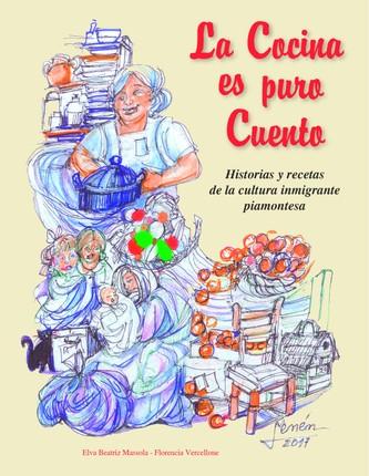 """Hoy leemos… """"La Cocina es puro Cuento"""""""