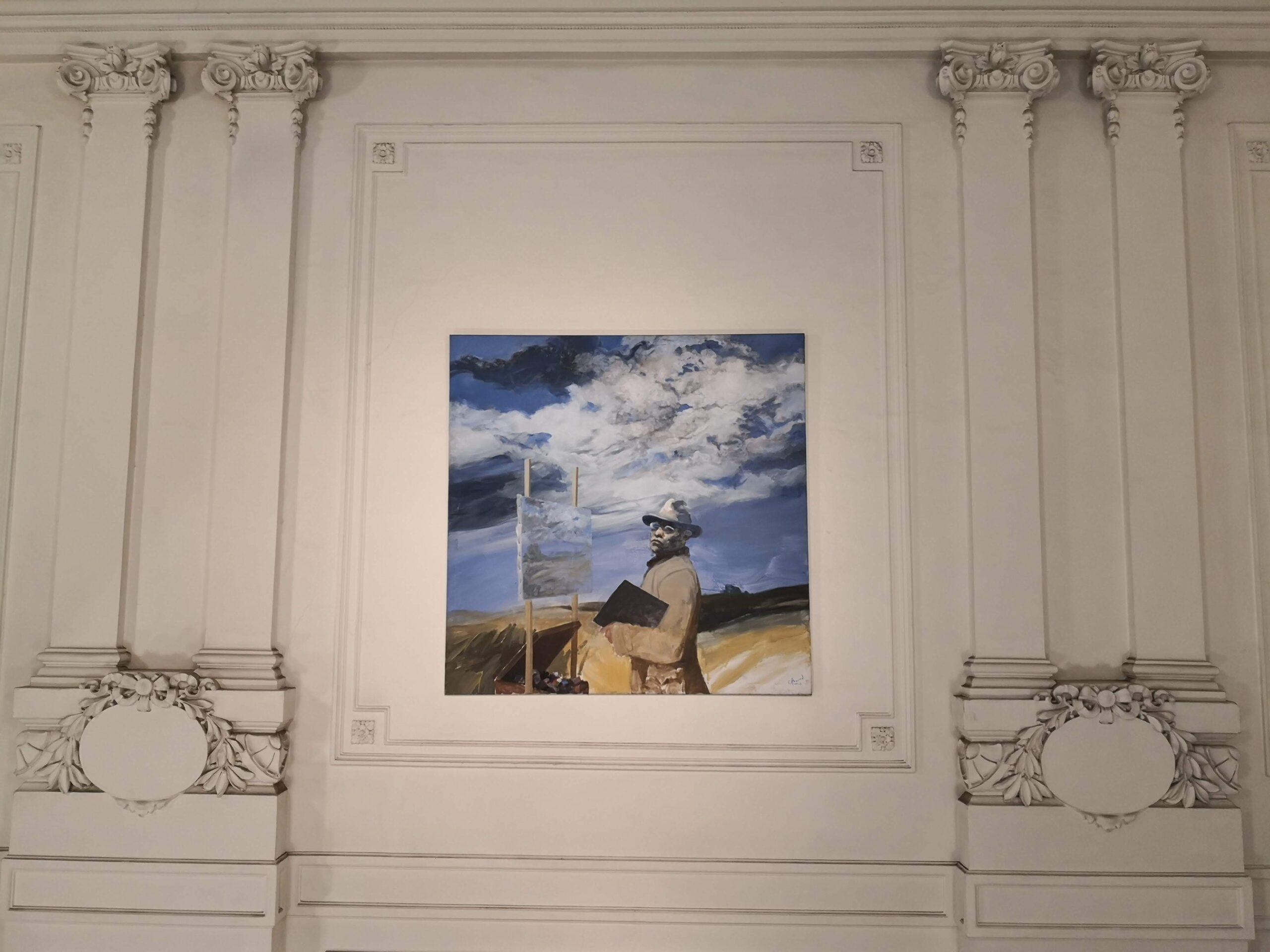 De visita en el Museo Genaro Pérez