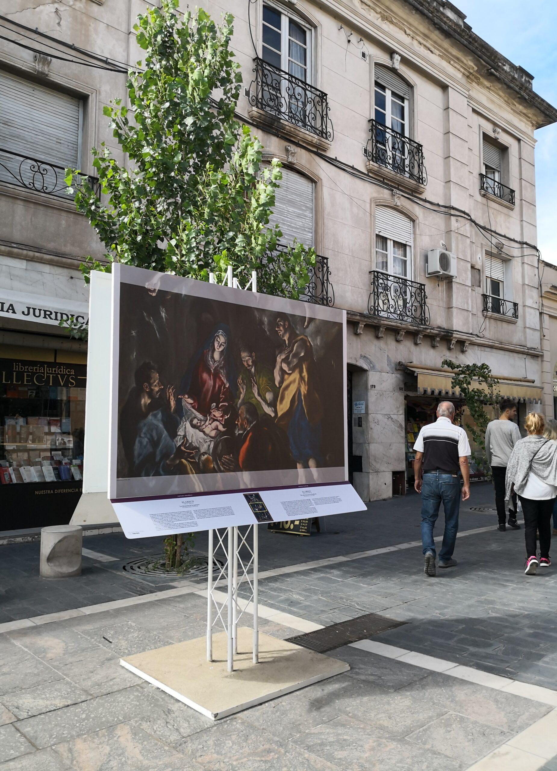 De Madrid a Córdoba: el Museo del Prado por las calles de La Docta