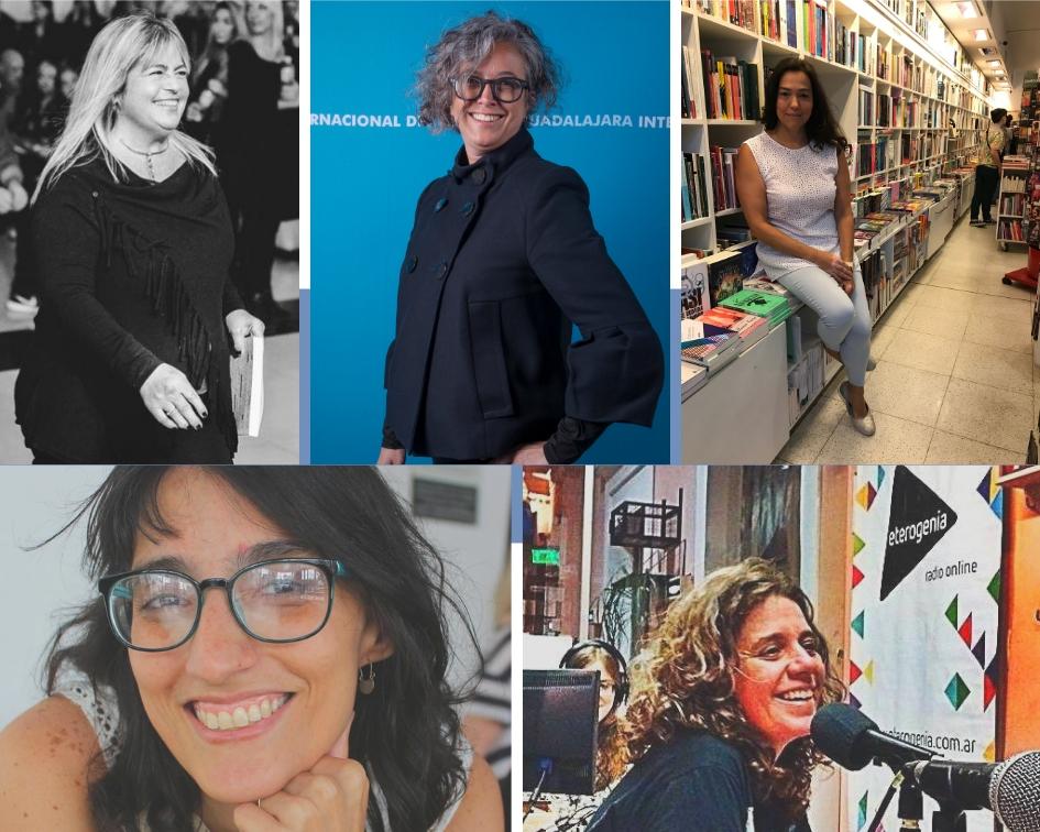 Editoras: mujeres hacedoras de libros