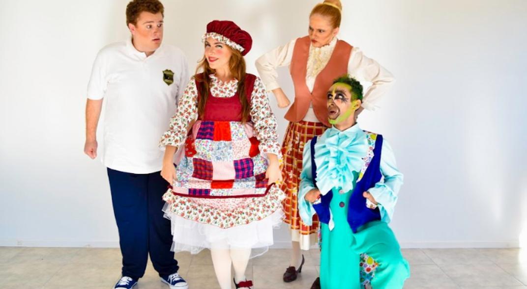 Dos desafiantes propuestas en el teatro infantil  cordobés
