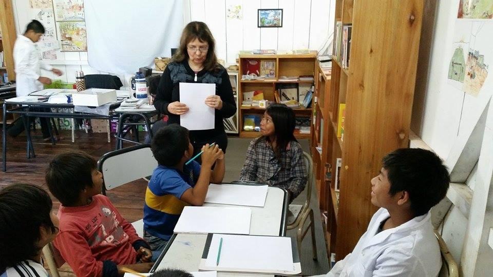 """Laura Roldán: """"Es la palabra oral la que te acerca a un libro"""""""