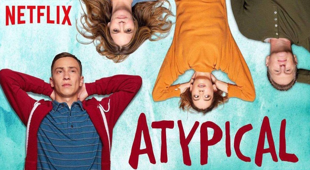 """""""Atypical"""", una serie para disfrutar y aprender"""