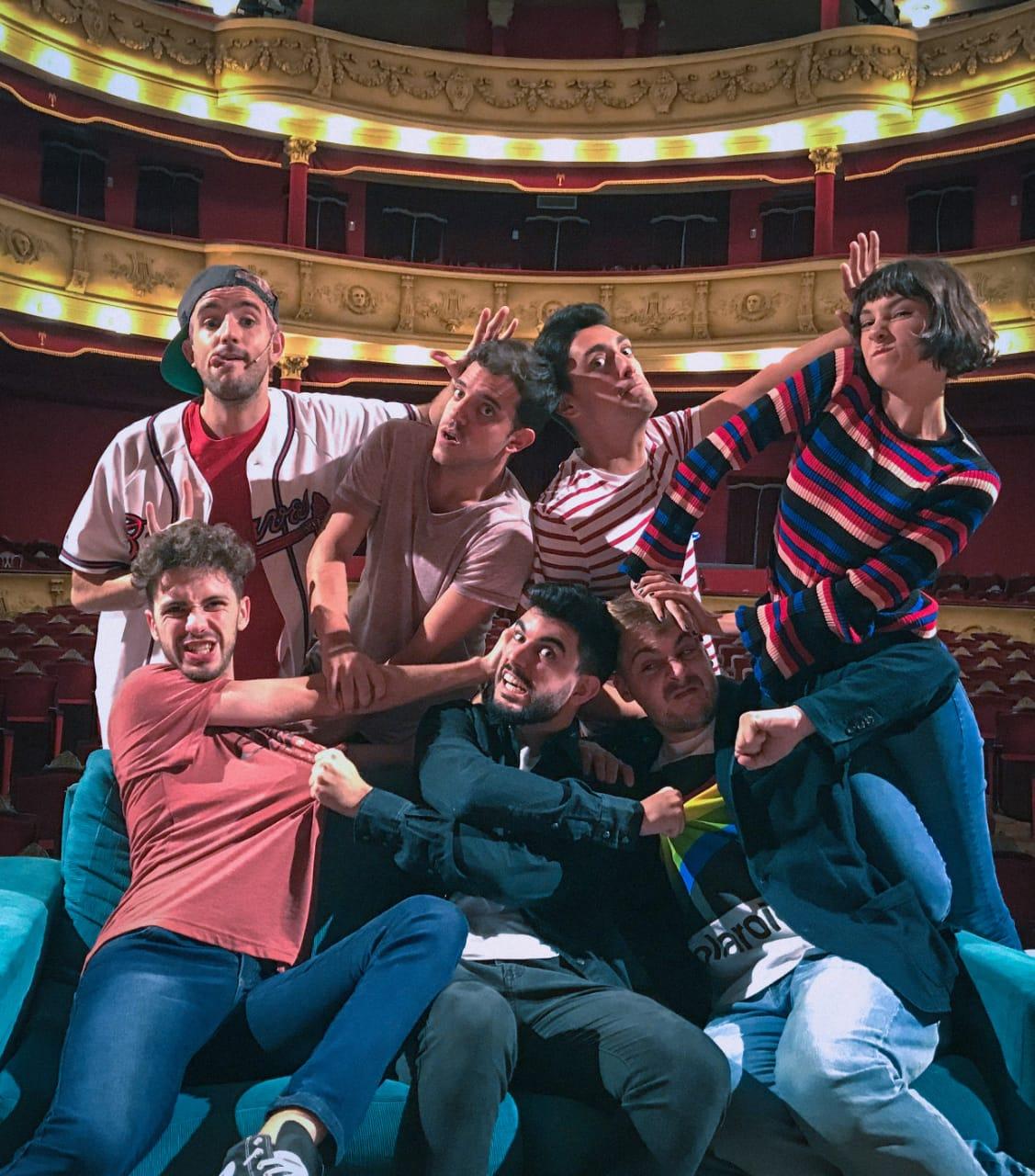 """Hecatombe: """"El hecho de poder llevar la bandera del teatro a  nuevas generaciones es un orgullo"""""""