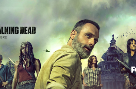 Agenda virtual: Estreno de la temporada 9 «The Walking Dead» en Netflix