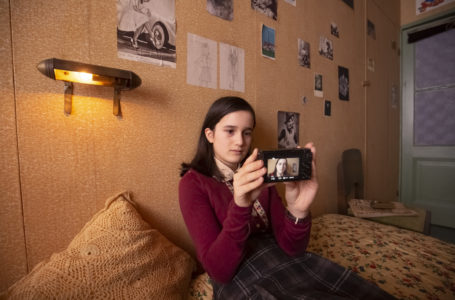 ¿Y si Anna Frank hubiese tenido una cámara?