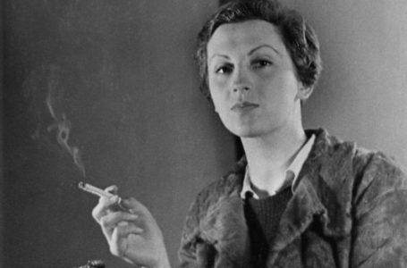 """""""La chica de la Leica"""", un original encuadre literario sobre la vida de Gerda Taro"""