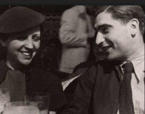 Gerda Taro y André Friedman