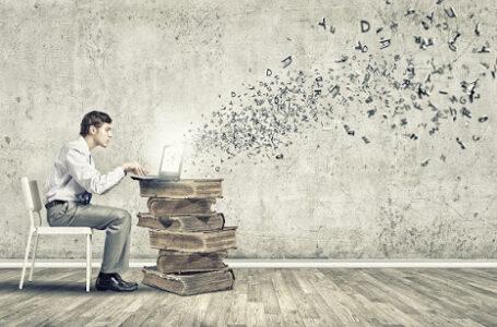 Reflexiones sobre el oficio de escribir
