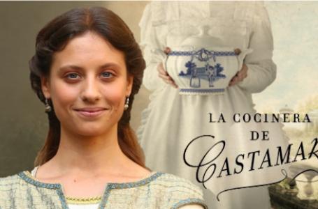 """Se prepara la serie basada en """"La cocinera de Castamar"""""""