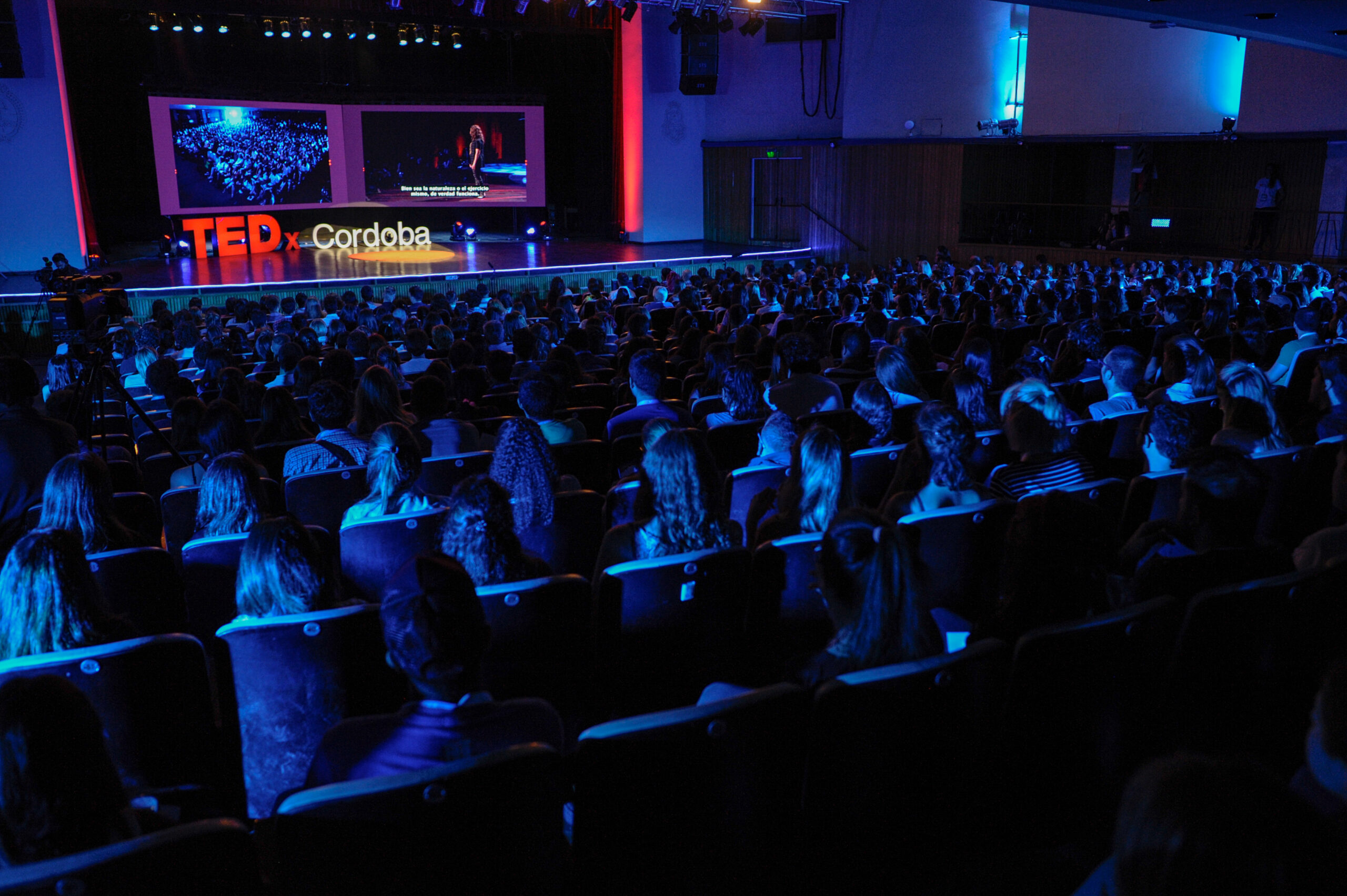 Cultura libre y educación 2.0 en el TEDxCórdoba