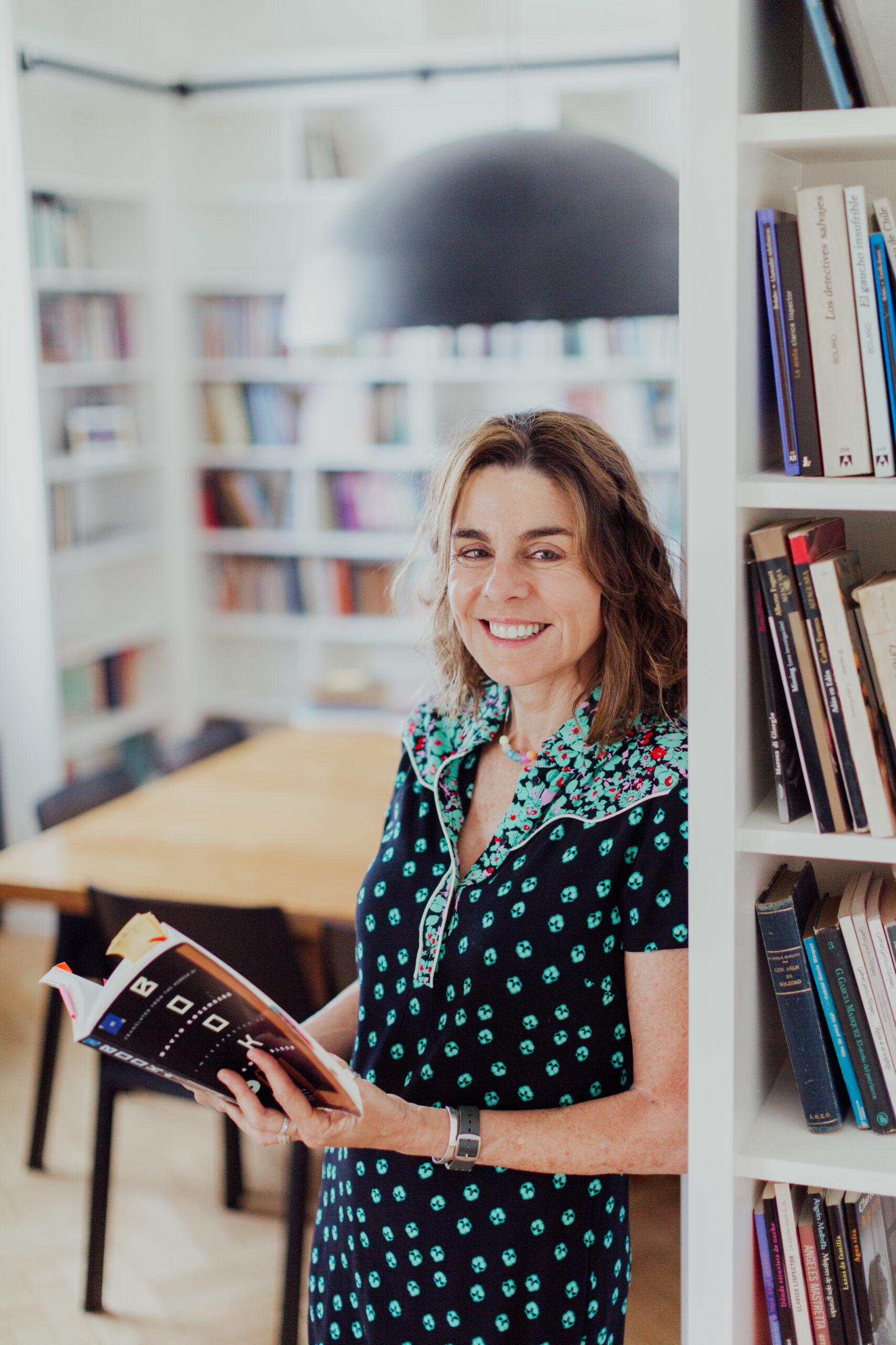 Inés Arteta: «Cualquier selección para narrar el mundo es arbitraria»