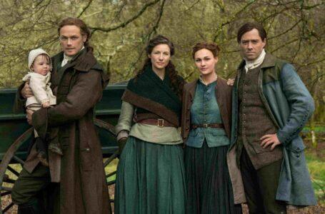 Ya se estrenó en Netflix la quinta temporada de Outlander