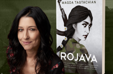 """""""Las mujeres de esta novela tienen una gran resistencia"""""""